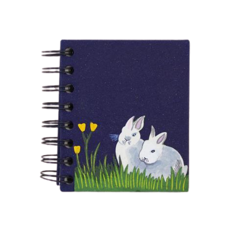 Ellie Pooh Small Notebook Night Rabbit