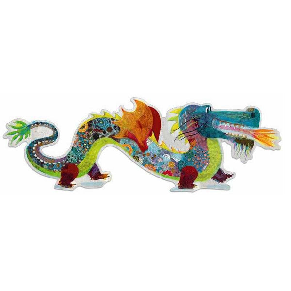 Djeco Puzzle -Leon the Dragon