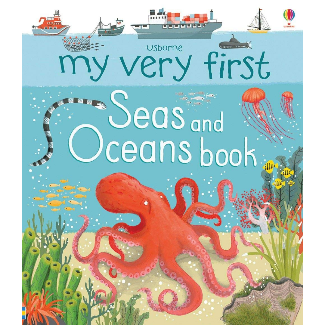 Usborne My Very First Seas and Oceans