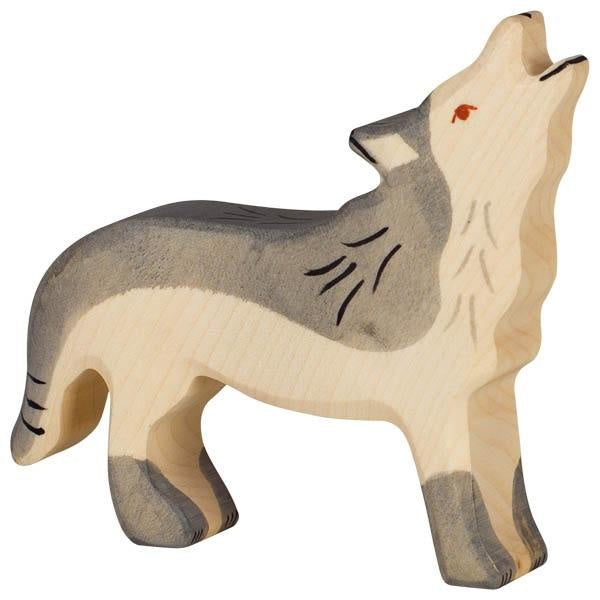 Holztiger Howling Wolf