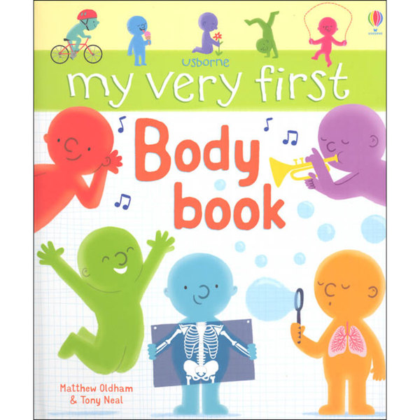 Usborne My Very First Body Book