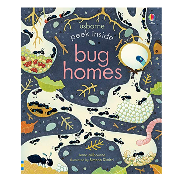 Usborne Peek Inside Bug Homes