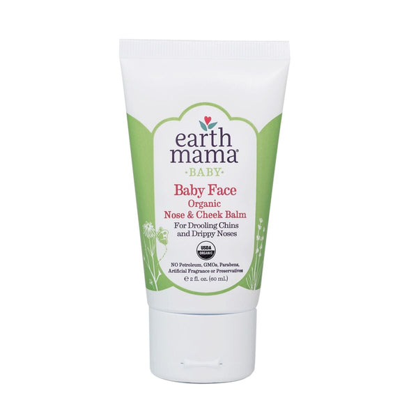 Earth Mama Baby Face Organic Nose & Cheek Balm