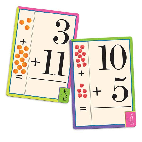 Eeboo Math Class Cards Addition