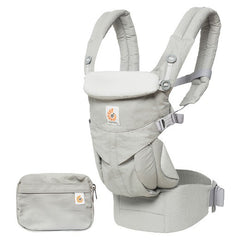 Ergo Omni 360 All Positions Baby Carriers Pearl Grey