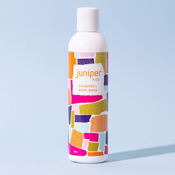 Juniper Kids Shampoo and Bodywash