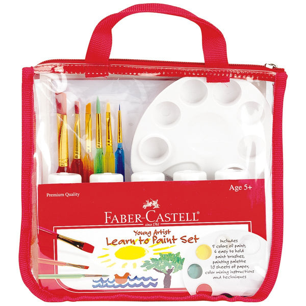 Faber Castell Young Artist Learn to Paint