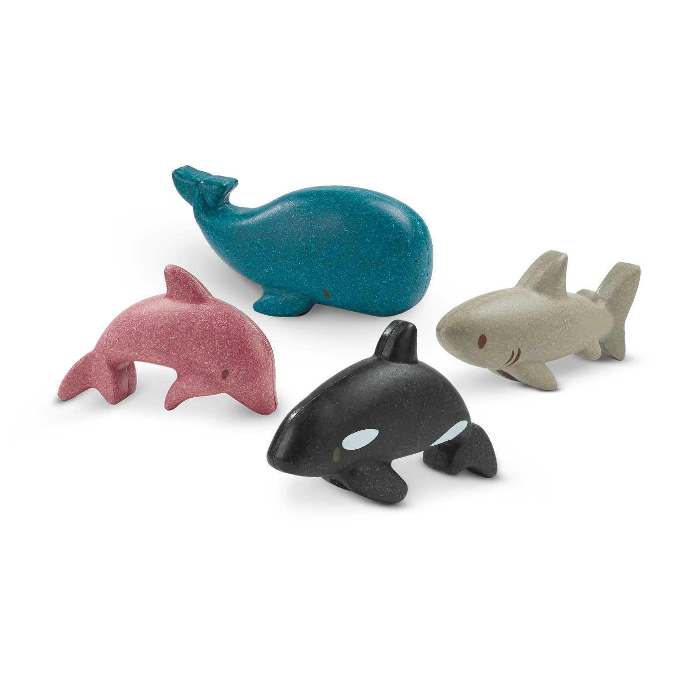 Plan Toys Animal Set - Sea Life