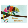 Good Paper Chameleon Birthday
