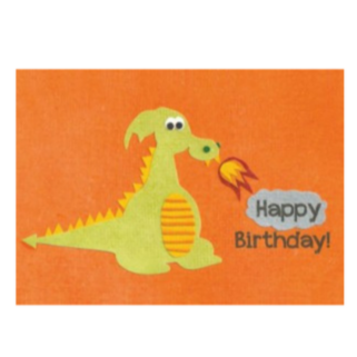 Good Paper Dragon Birthday
