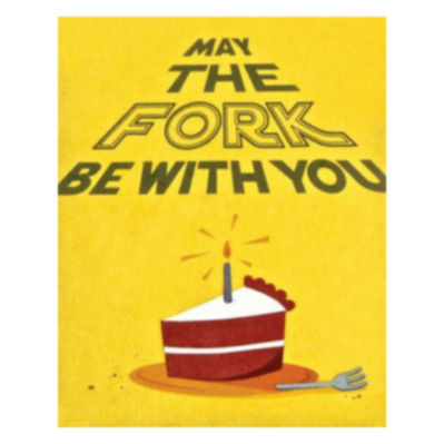 Good Paper Fork Be with You