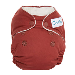 GroVia Newborn All in One