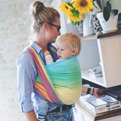Baby Carrier Rental Deposit