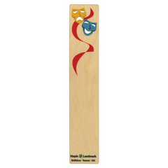 Maple Landmark Bookmarks