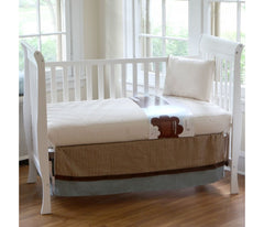 Naturepedic Lightweight Organic Cotton Ultra Crib Mattress