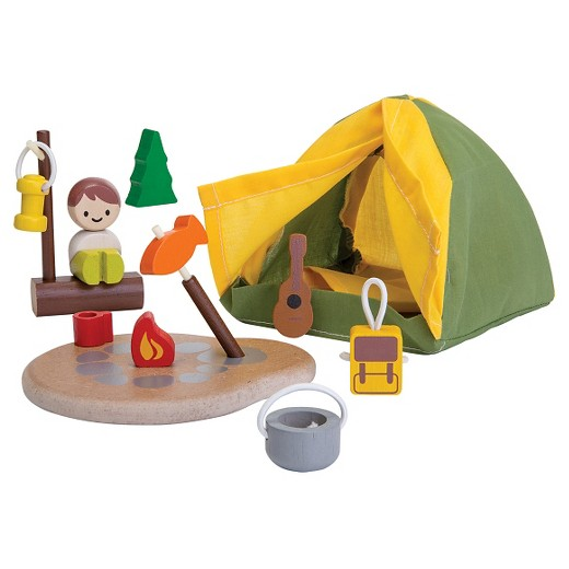 Plan Toys Play Sets -Camping