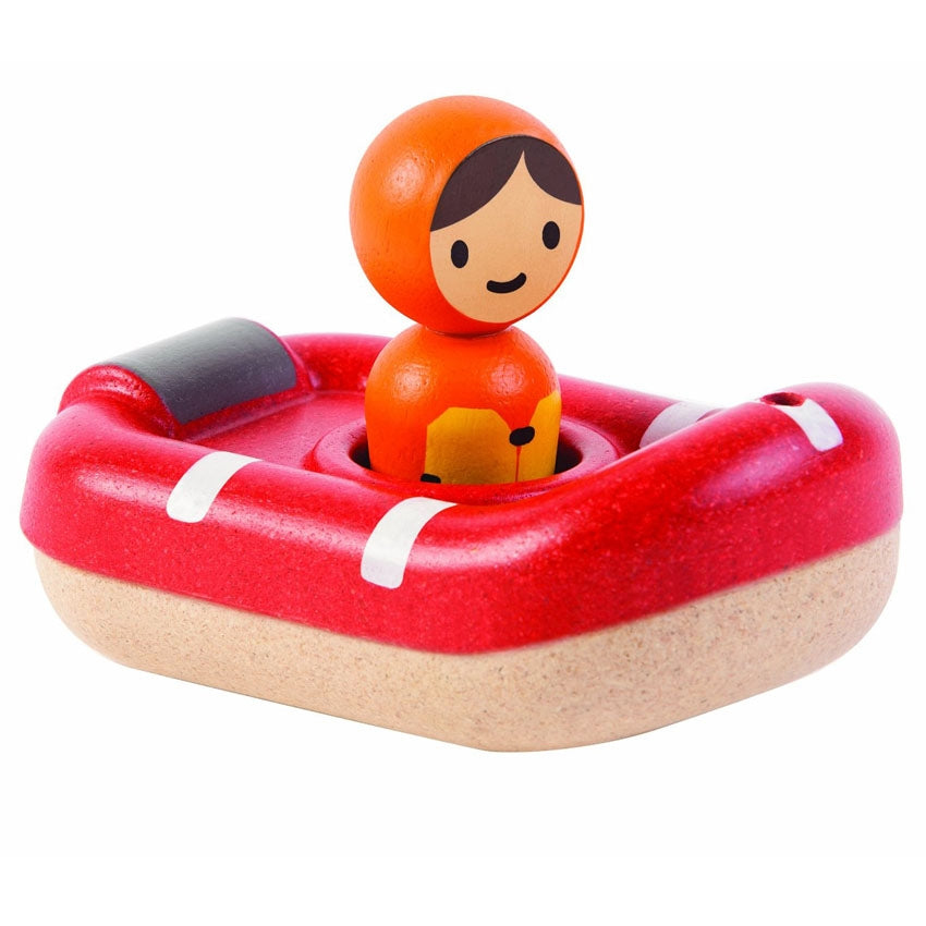Plan Toys Bath -Coast Guard