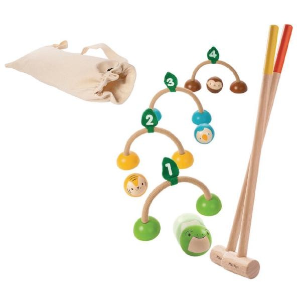 Plan Toys Games -Croquet