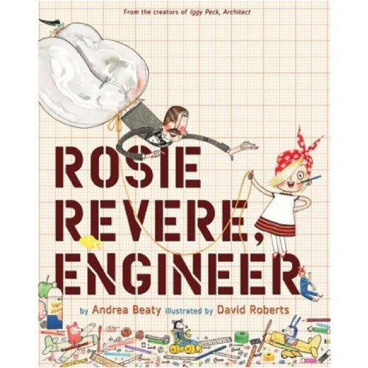 Rosie Revere Engineer Book