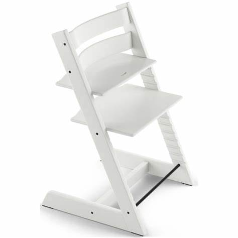 Stokke Tripp Trapp Chair White