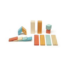 Tegu Magnetic Blocks Sunset 14 Piece