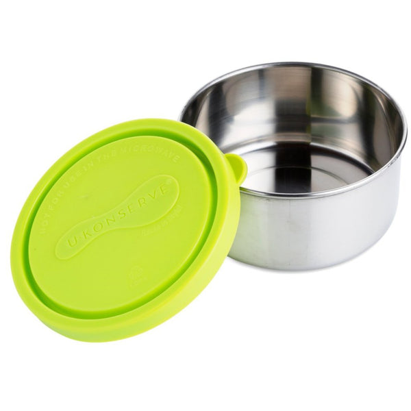 U Konserve Medium Round Stainless Container