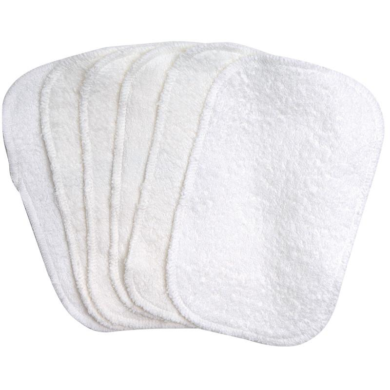 Under the Nile Terry Baby Wipes (6 pack)