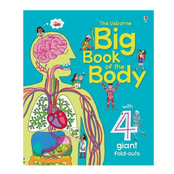 Usborne Big Books Body