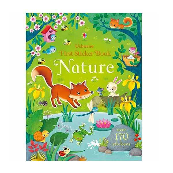 Usborne First Sticker Nature