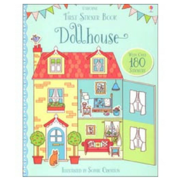 Usborne First Sticker Dollhouse