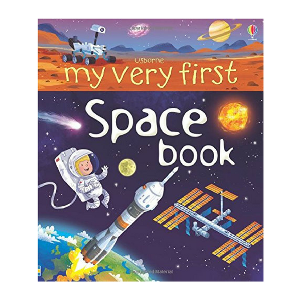 Usborne My Very First Books Space