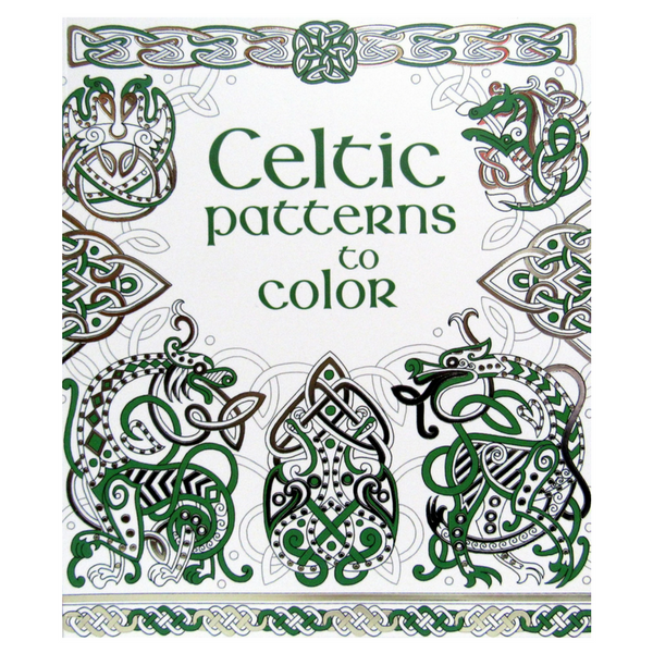 Usborne Patterns Celtic