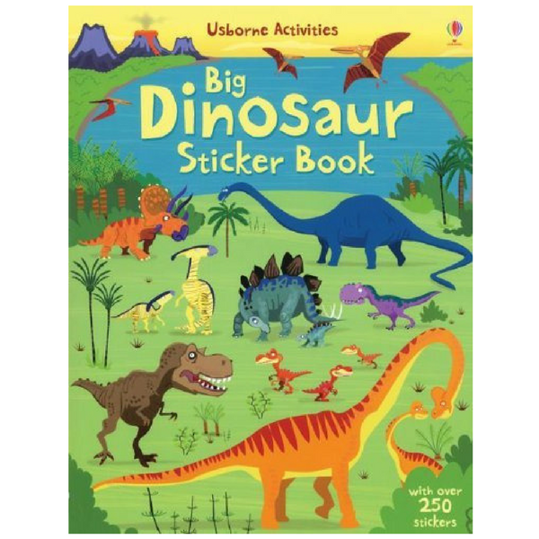 Usborne Sticker Big Dinosaurs
