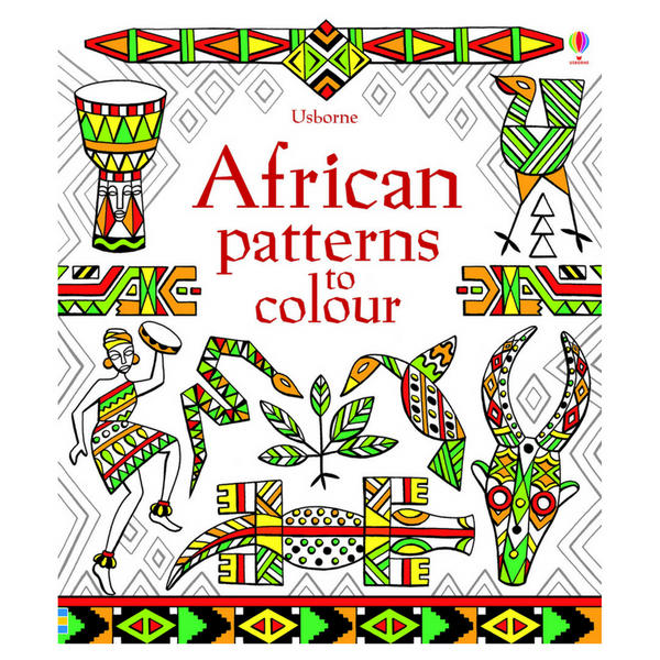 Usborne Patterns African