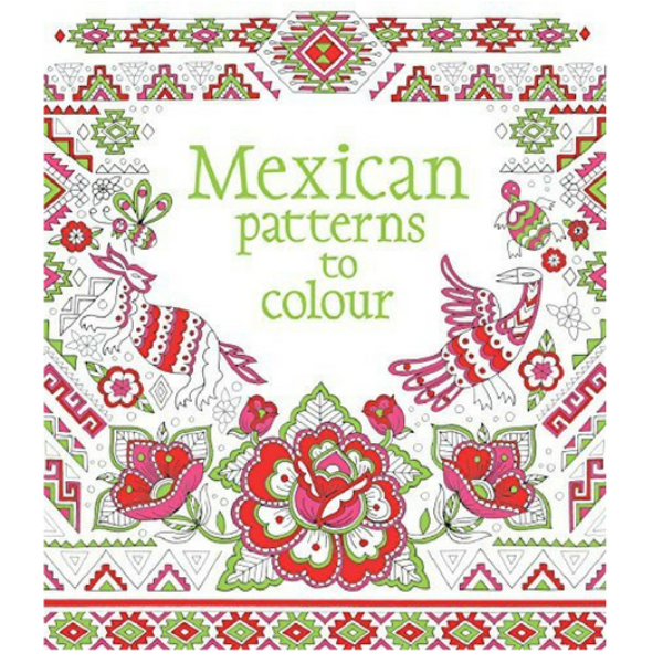 Usborne Patterns Mexican