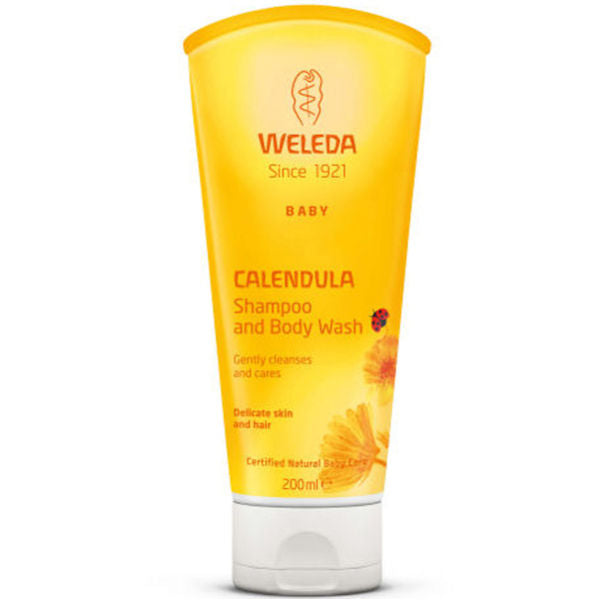 Weleda Shampoo and Body Wash