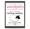Wool Pets Felting Needles
