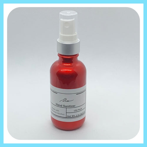 Hand Sanitizer: #Peppermint (2 oz) Set of 3
