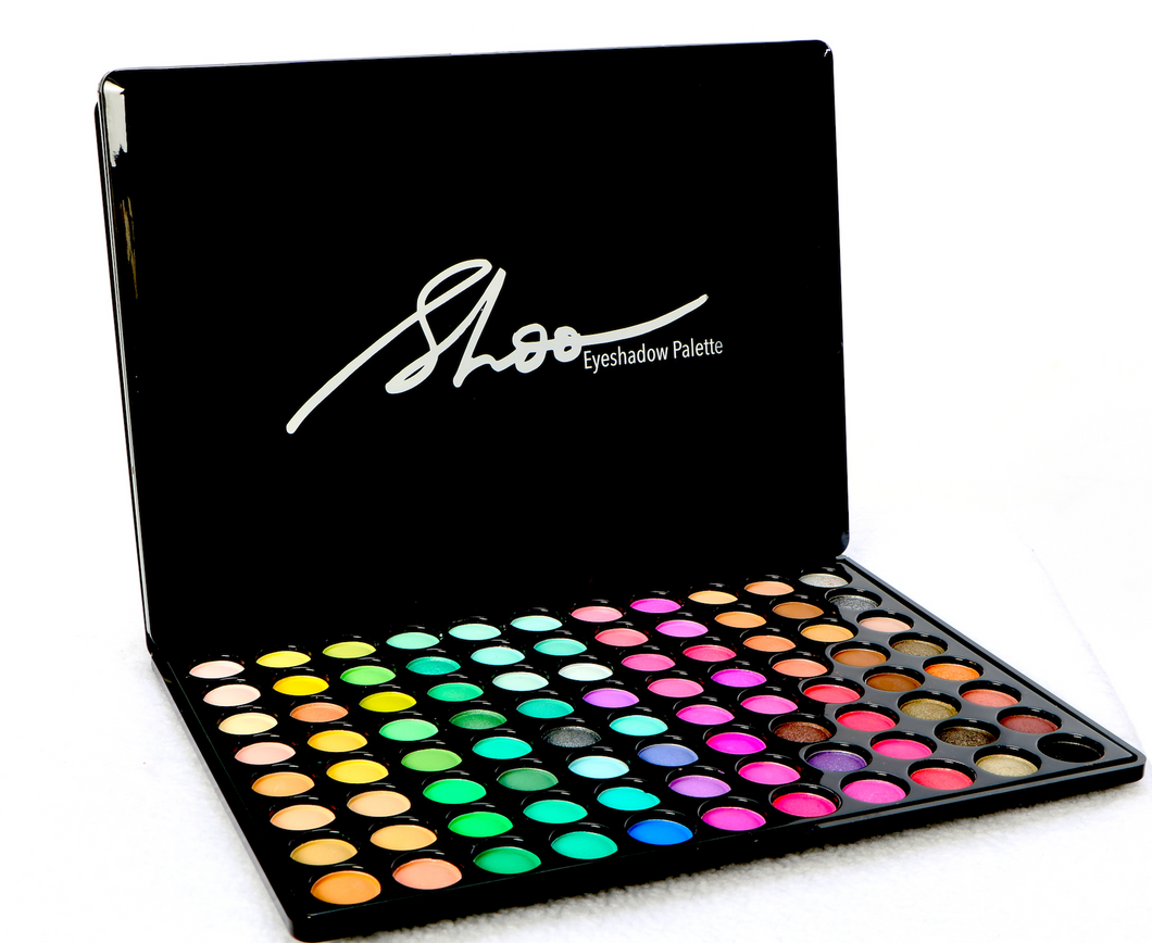 New Eyeshadow Palette: Fun Colors (88-01) - shoosmack