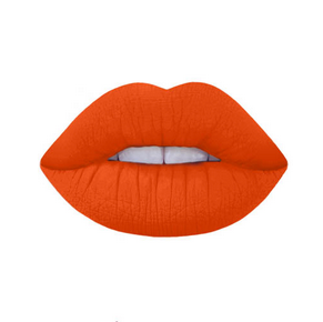 Lipstick: #SunsetKiss (Matte) - shoosmack