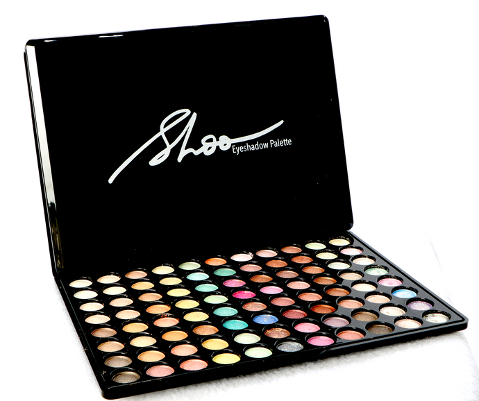 New Eyeshadow Palette: Metallic Combo (88-06) - shoosmack