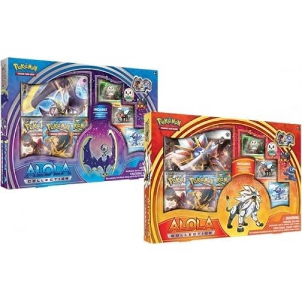 Pokemon Boxes & Elite Trainer Boxes