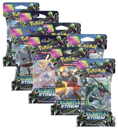 Pokemon Booster Packs & Blisters