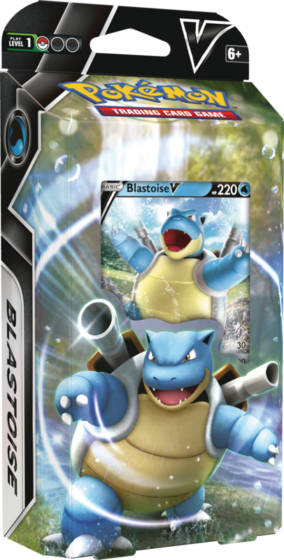 Pokemon Blastoise V Deck