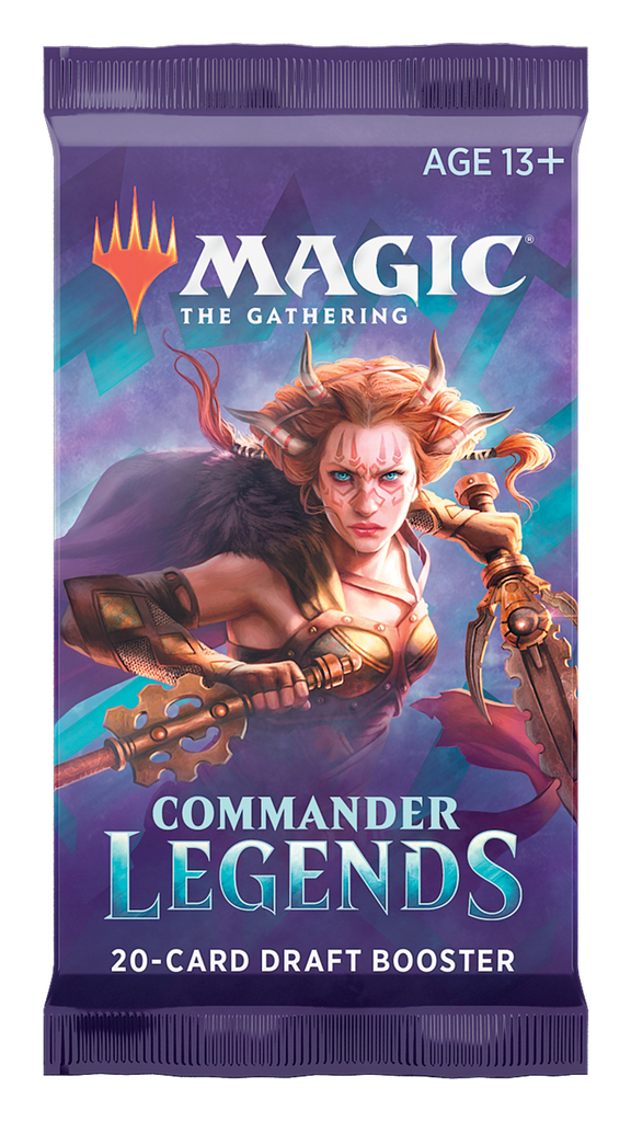 Commander Legends: Booster Pack
