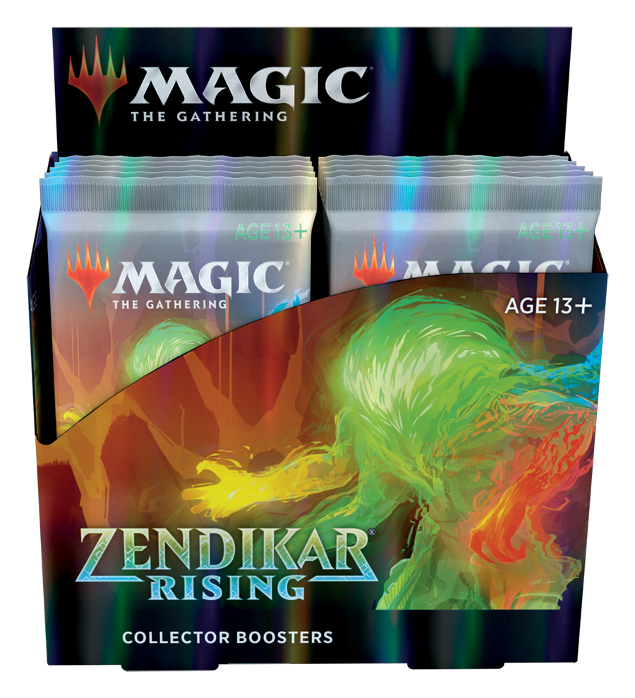 Zendikar Rising: Collector Booster