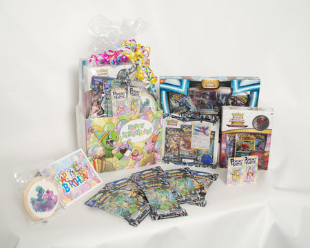 Psycho Turtle Birthday Bash Basket