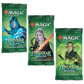 Zendikar Rising: Booster Pack