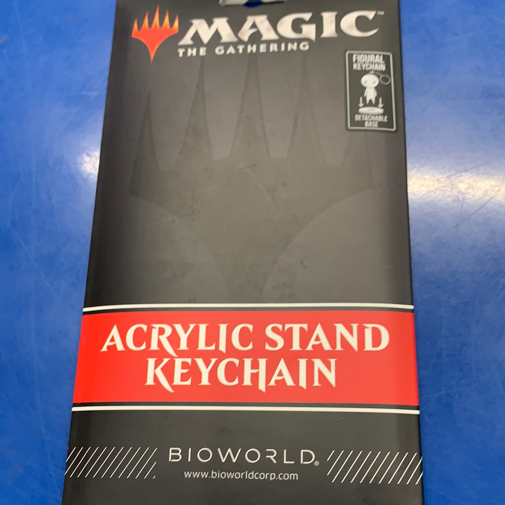 Magic the gathering acrylic stand keychain