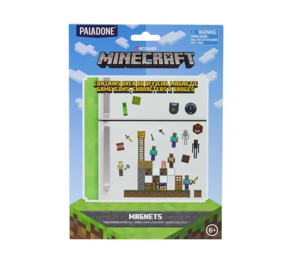 Minecraft Fridge Magnets